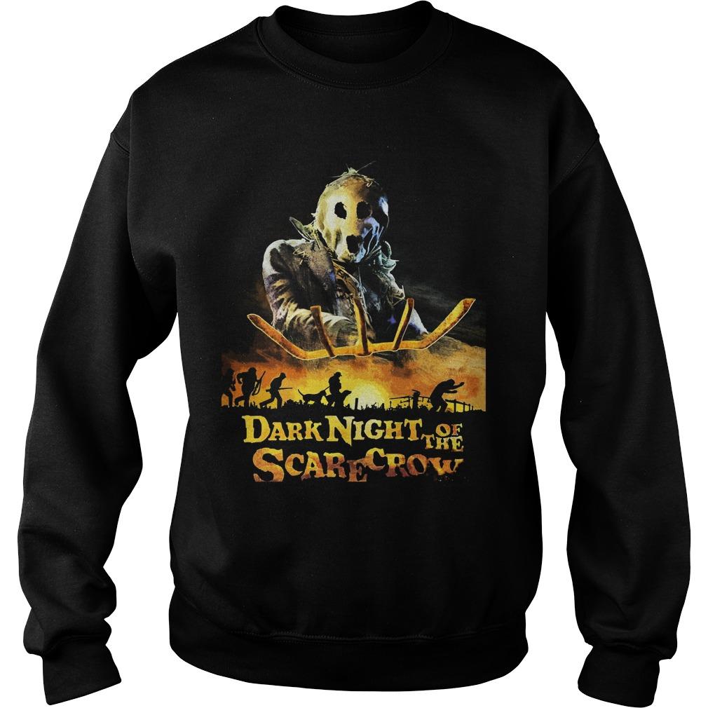 Dark Night Scarecrow Sweat Shirt