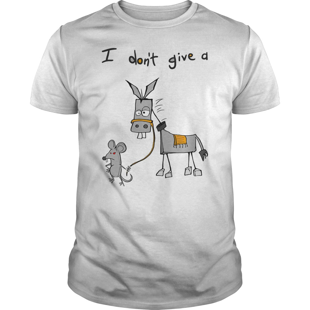 Dont Give Donkey Guys Tee