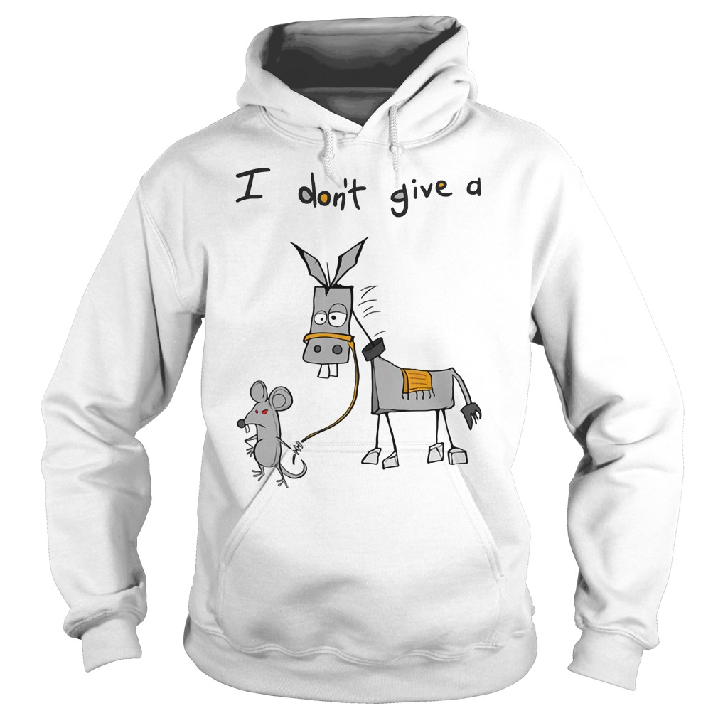 Dont Give Donkey Hoodie