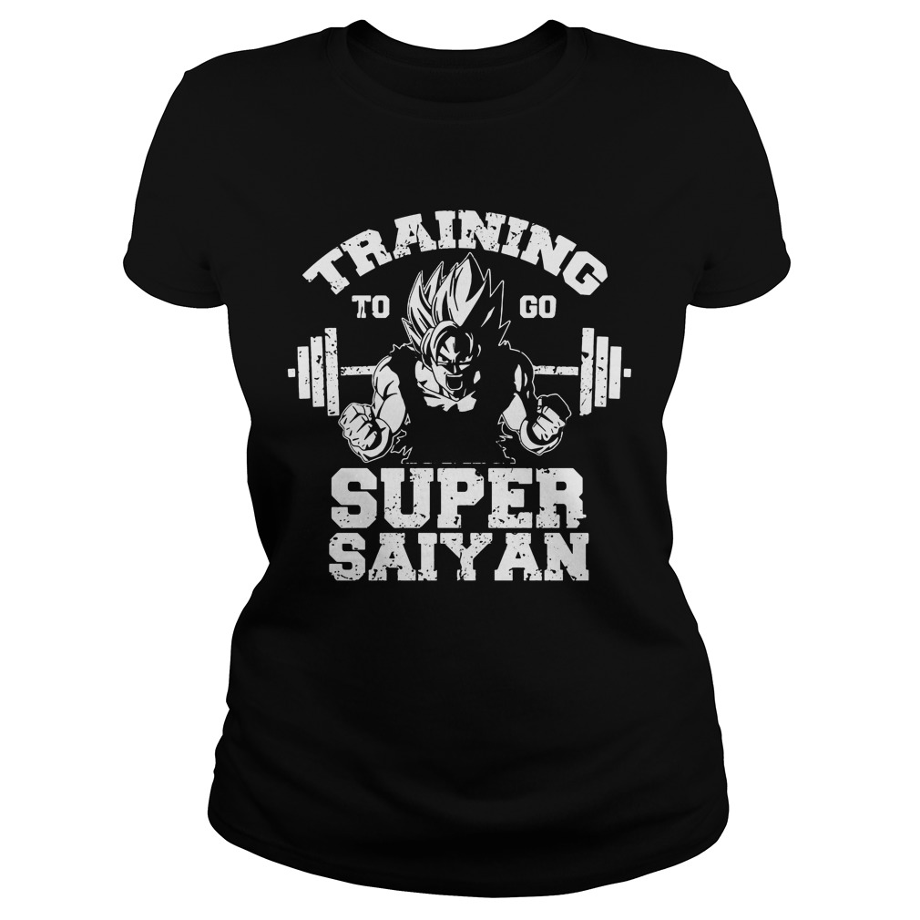 dragon ball z workout training to go super saiyan shirt hoodie sweater. Black Bedroom Furniture Sets. Home Design Ideas