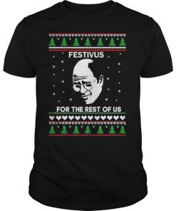 Frank Costanza Festivus For The Rest Of Us Sweat Guys Tee
