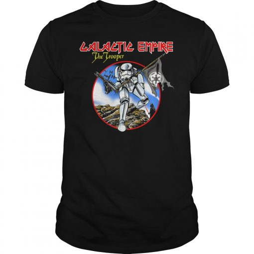 Galactic Empire The Trooper Guys Tee