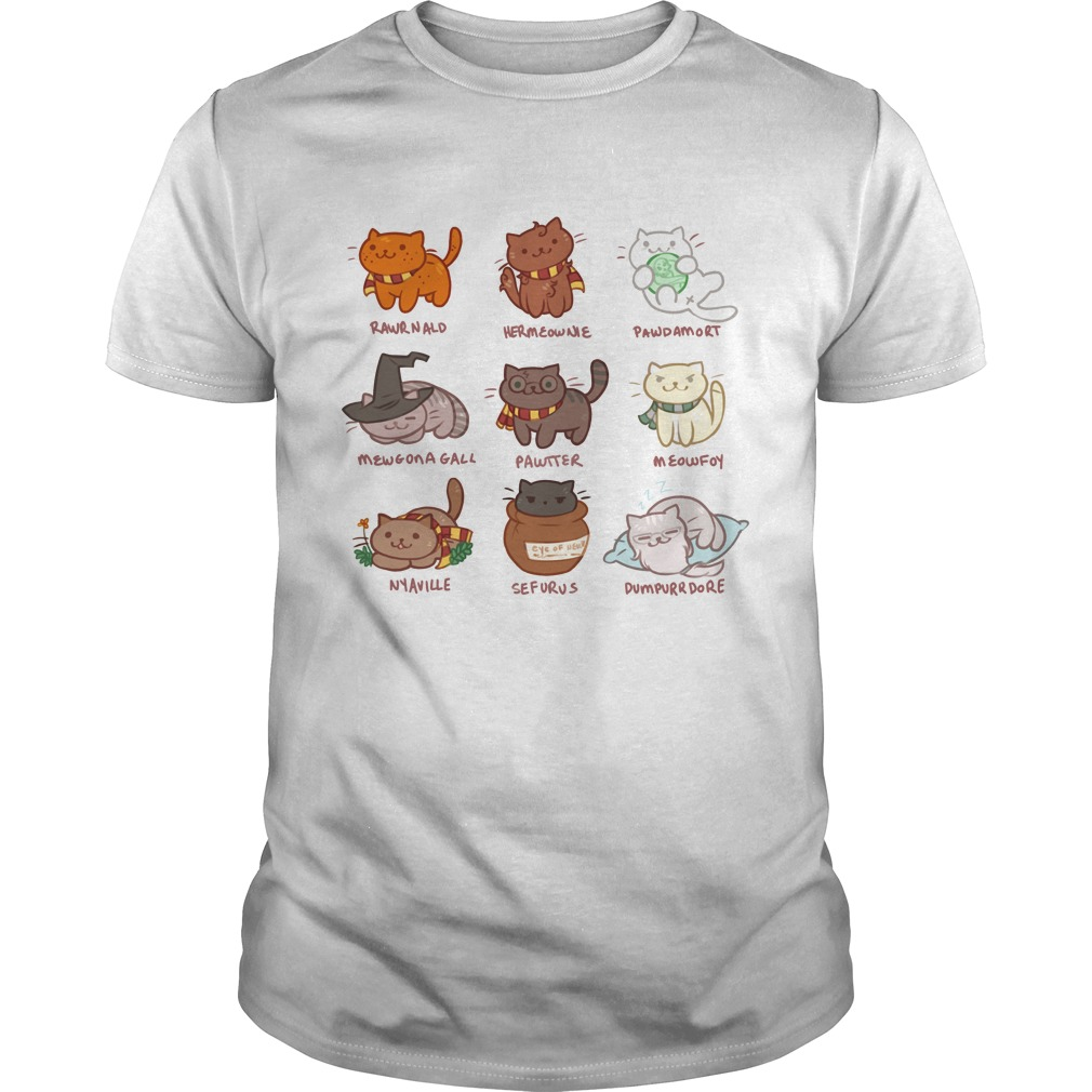 Hairy Pawtter Guys Tee