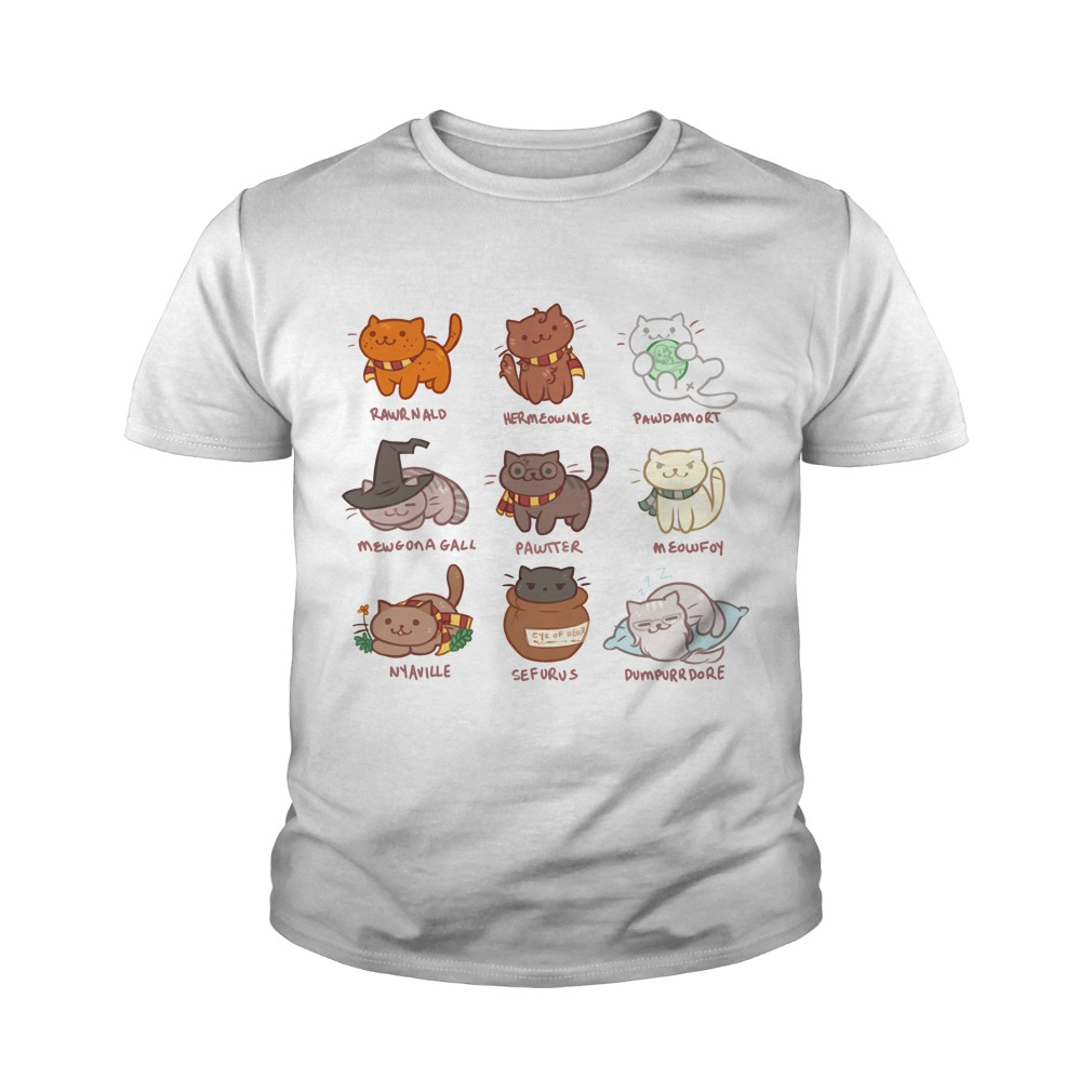 Hairy Pawtter Youth Tee