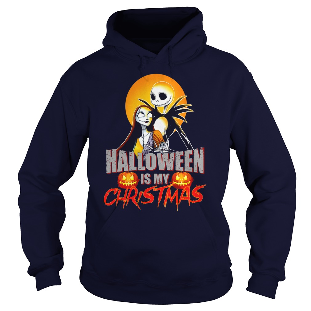 Halloween Christmas Hoodie