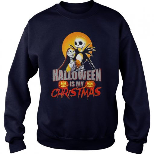 Halloween Christmas Sweat