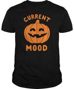 Halloween Current Mood Guys Tee