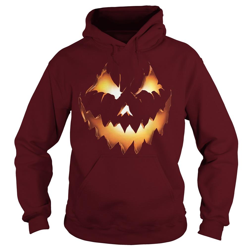 Halloween Pumpkin Jack O Lantern Hoodie 2