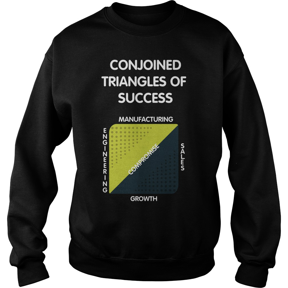 Jack Barker Conjoined Triangles Success Silicon Valley Sweat Shirt