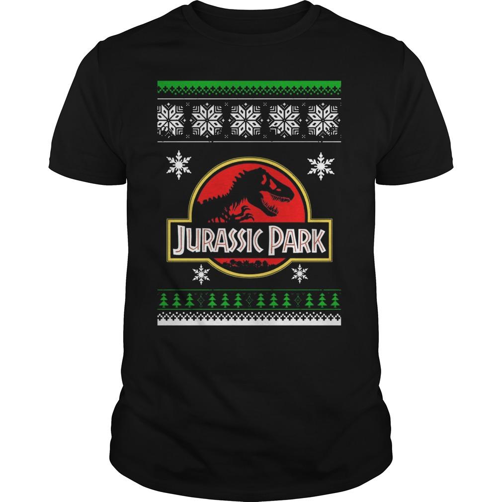 Jurassic Park Ugly Guys Tee
