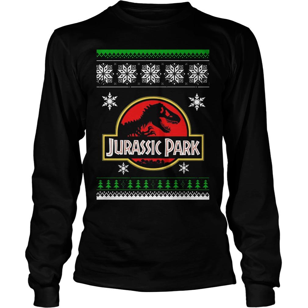 Jurassic Park Ugly Longsleeve