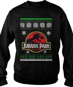 Jurassic Park Ugly Sweat Shirt