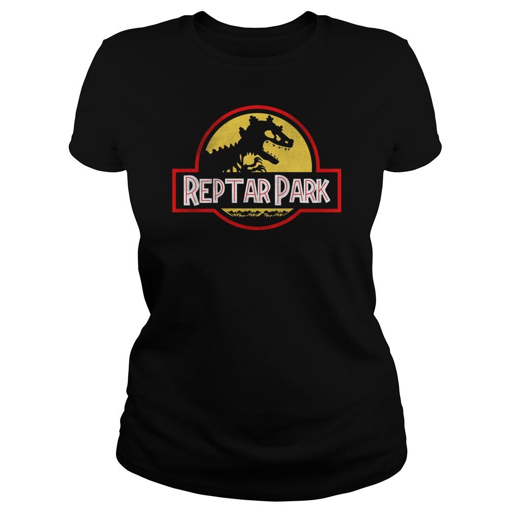 Jurassic Reptar Park Ladies