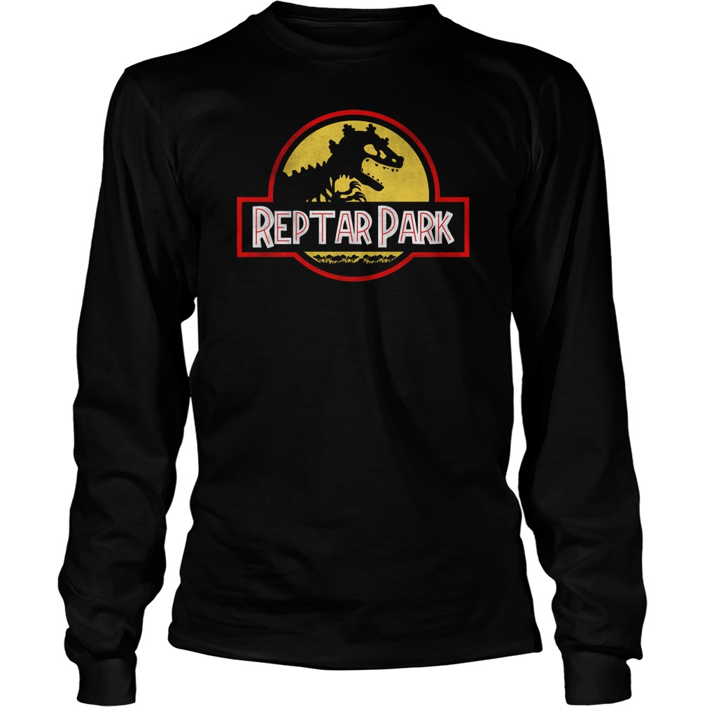 Jurassic Reptar Park Longsleeve