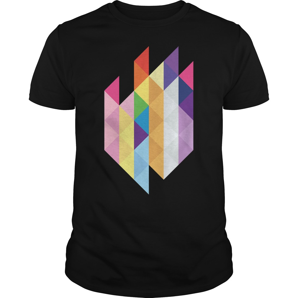 Little Pony Mane Six Abstraction Shirt Hoodie Sweater Ladies T Guys Tee