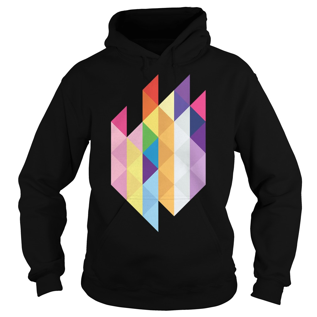 Little Pony Mane Six Abstraction Shirt Hoodie Sweater Ladies T Hoodie