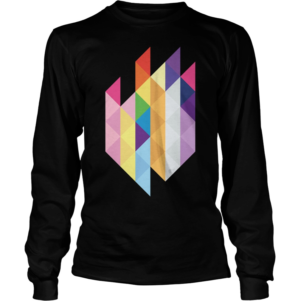 Little Pony Mane Six Abstraction Shirt Hoodie Sweater Ladies T Unisex Longsleeve