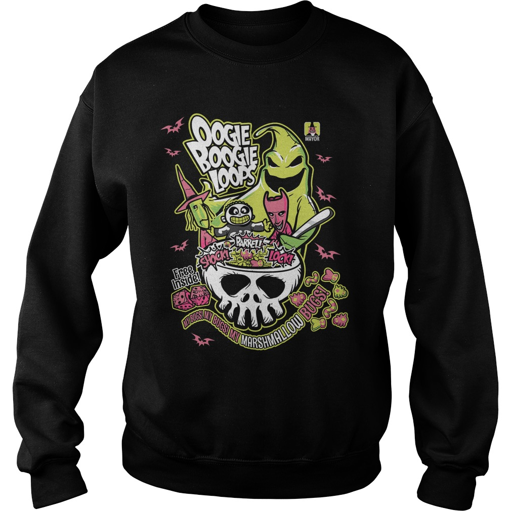 Oogie Boogie Loops Sweat Shirt