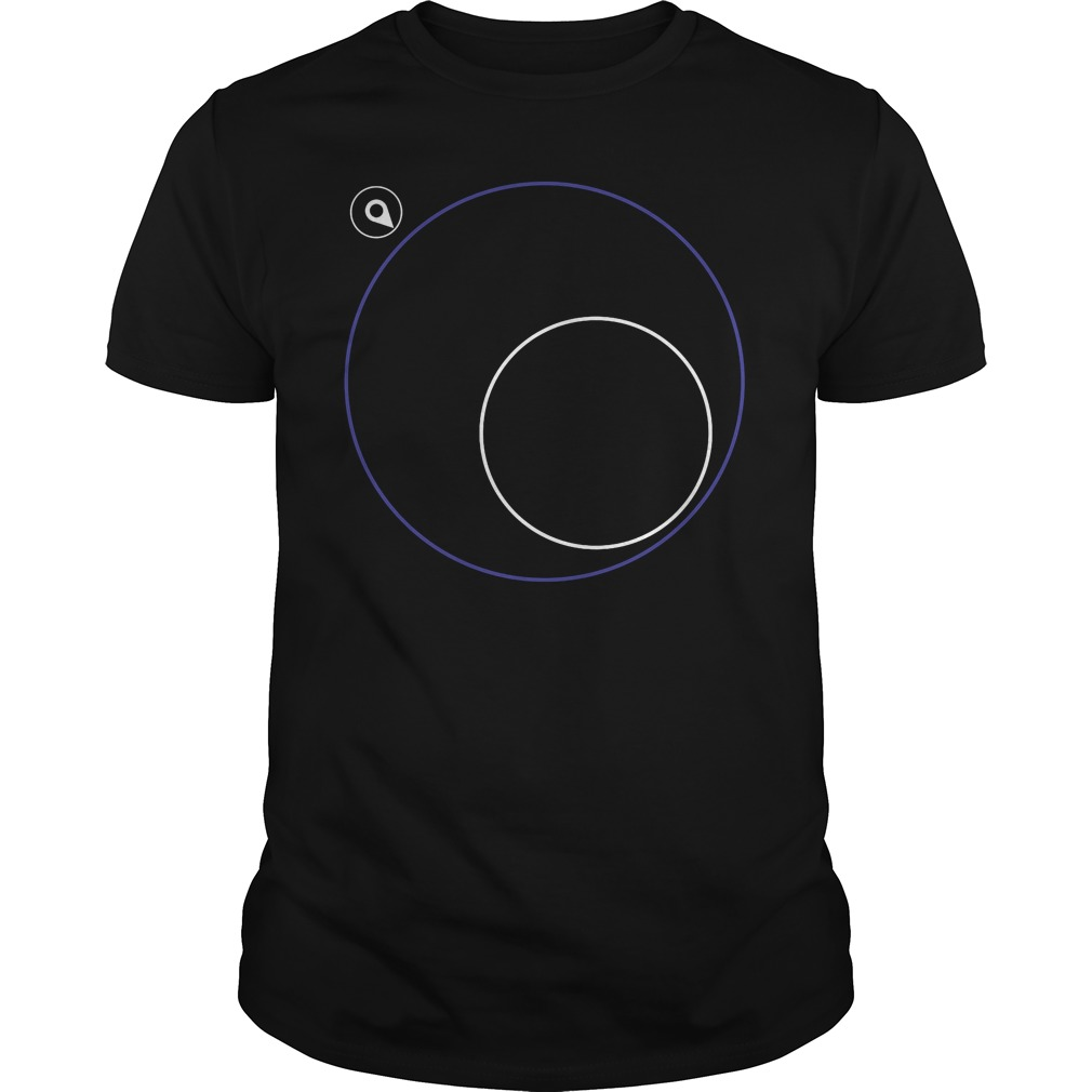 Outside Circle Pupg Guys Tee