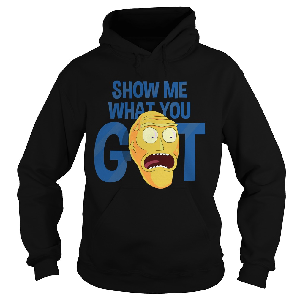 Rick Morty Show Got Hoodie