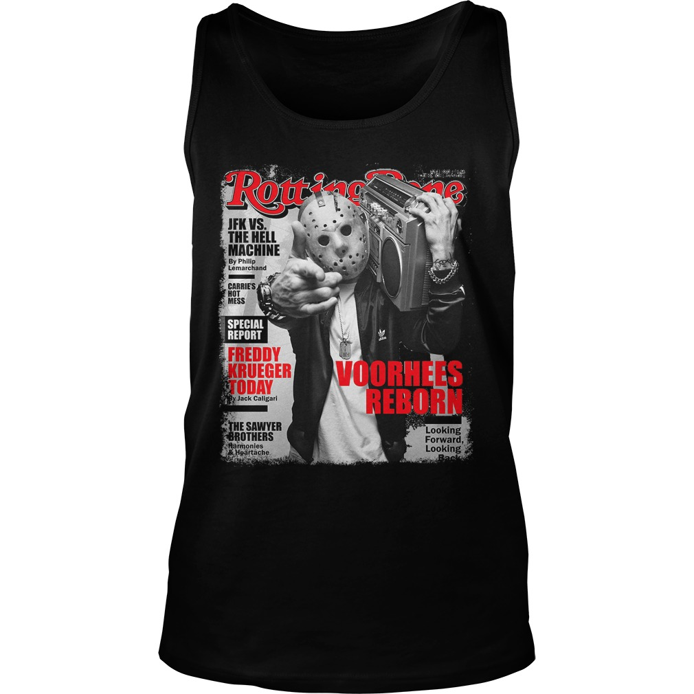 Rotting Bone Reborn Unisex Tank Top