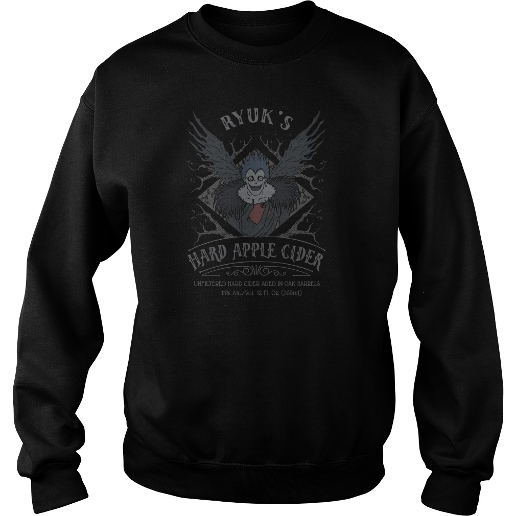Ryuks Hard Apple Cider Sweat Shirt