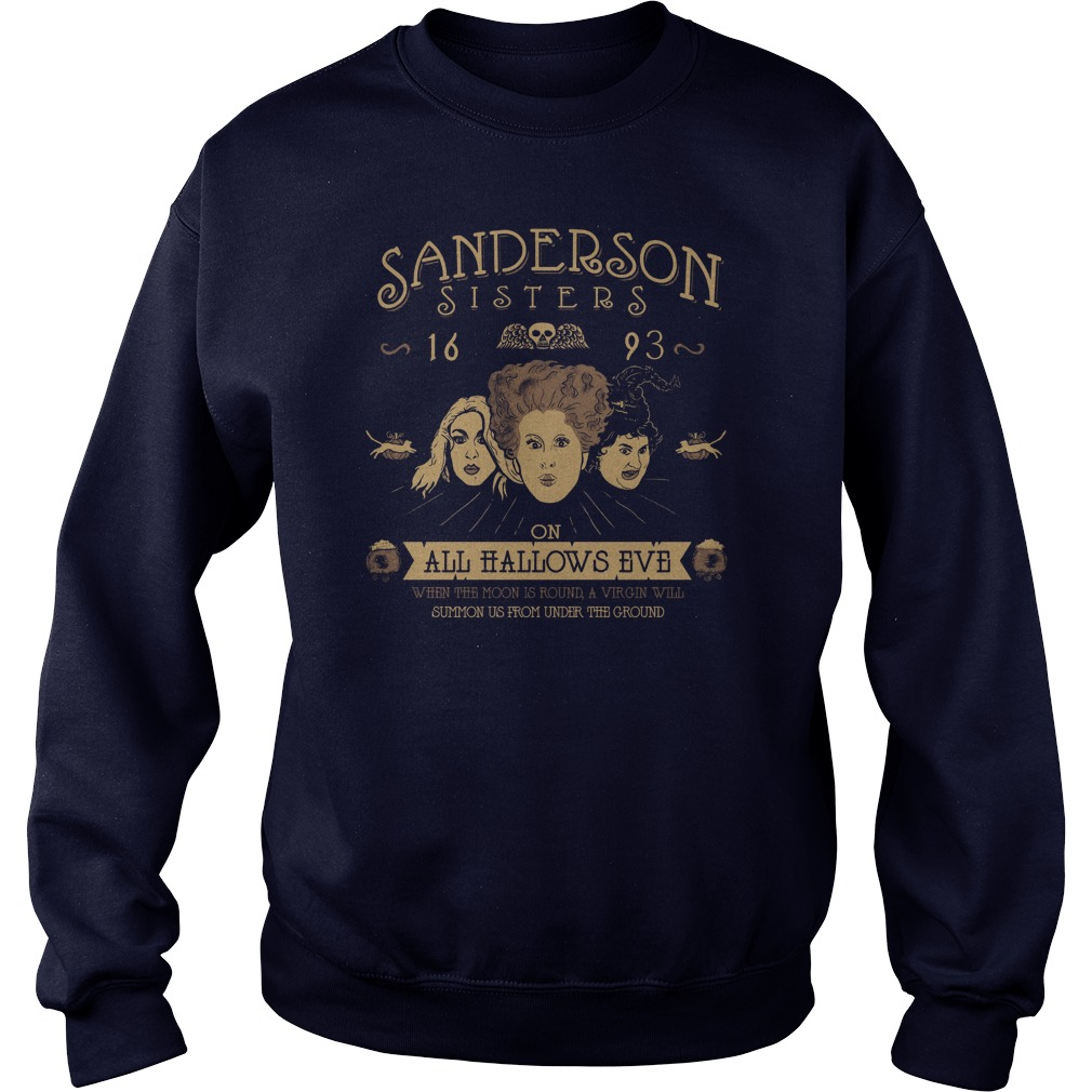 Sanderson Sisters Hallows Eve Sweat