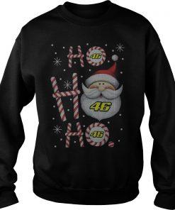 Santa Claus Ho Ho Ho 46 Sweat Shirt
