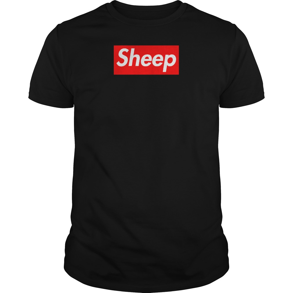 Sheep Idubbbz Merch Supreme Guys Tee