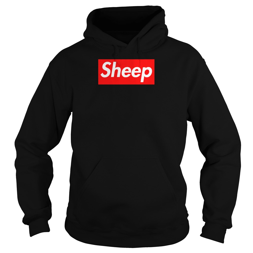 Sheep Idubbbz Merch Supreme Hoodie