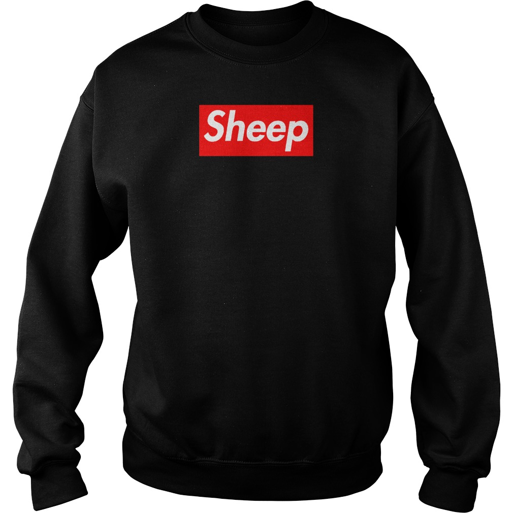 Sheep Idubbbz Merch Supreme Sweat Shirt