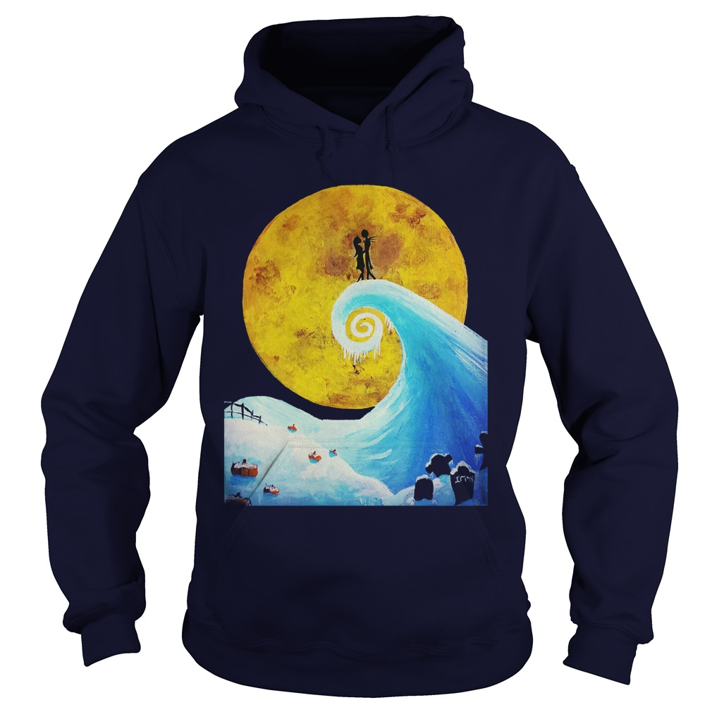 Simply Meant Acrylic Painting Hoodie