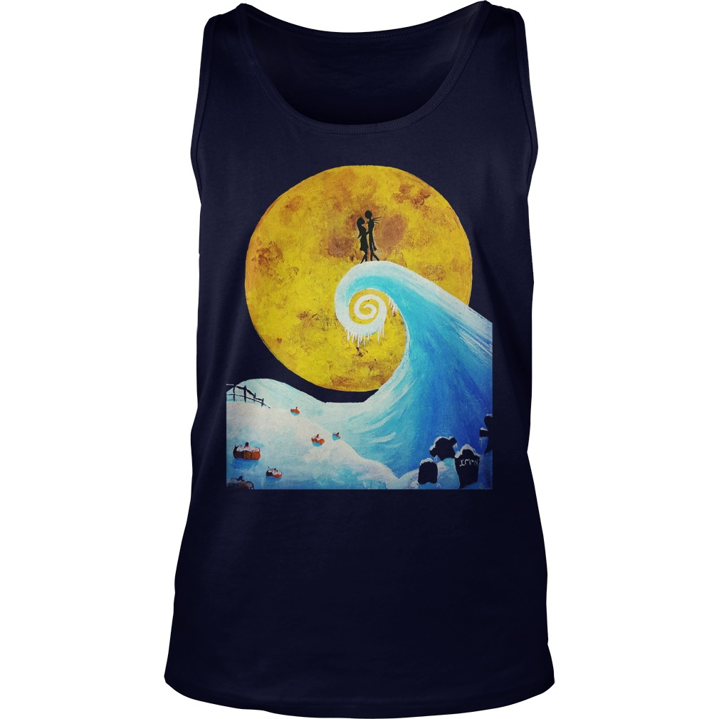 Simply Meant Acrylic Painting Tank Top