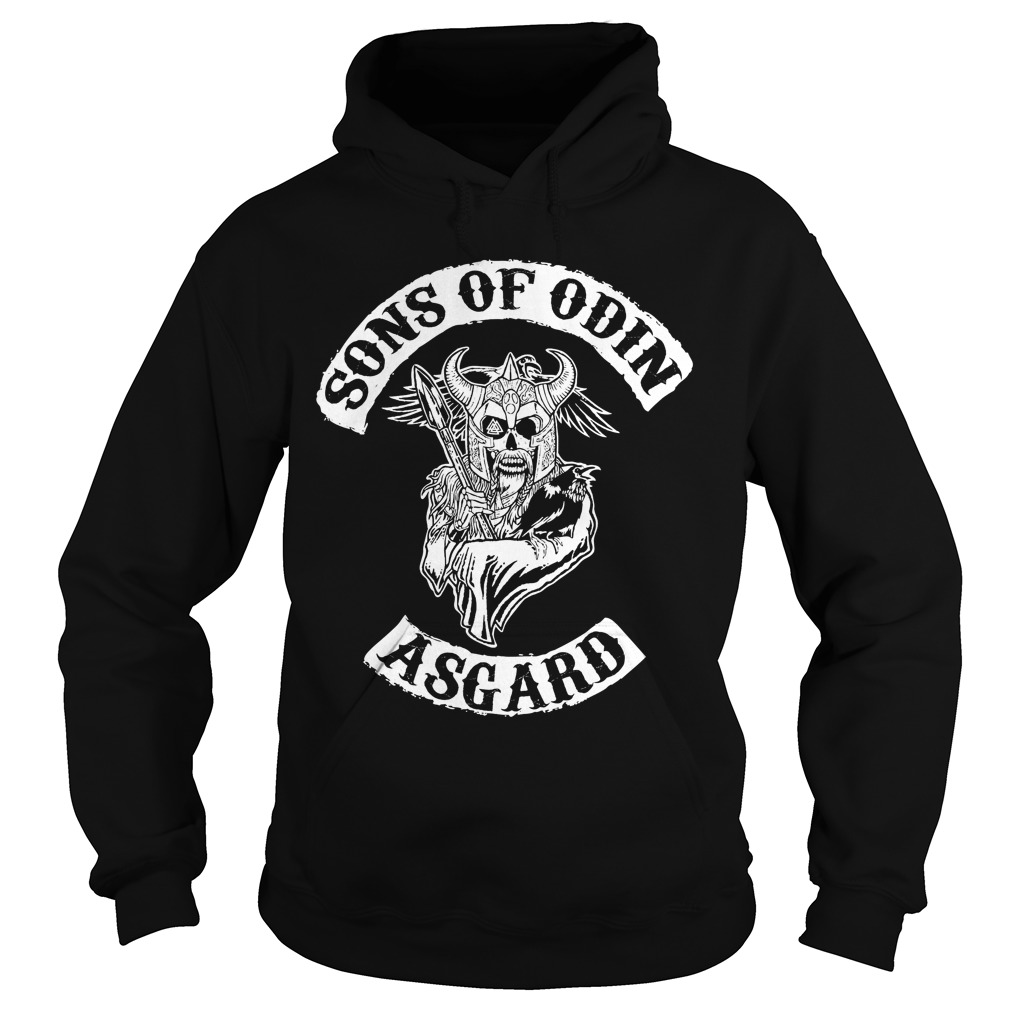 Sons Odin Asgard Hoodie
