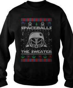 Star Wars Darth Vader Spaceballs Sweater Sweat Shirt