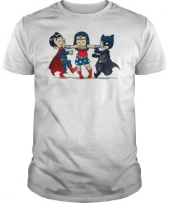 Super Childish Wonder Woman Guys Tee