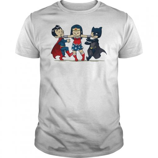 Super Childish Wonder Woman Guys Tee