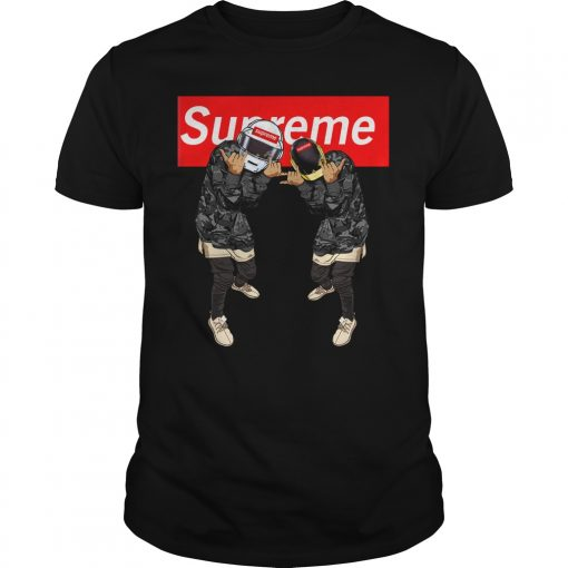 Supreme Star Wars Hip Hop Guys Tee