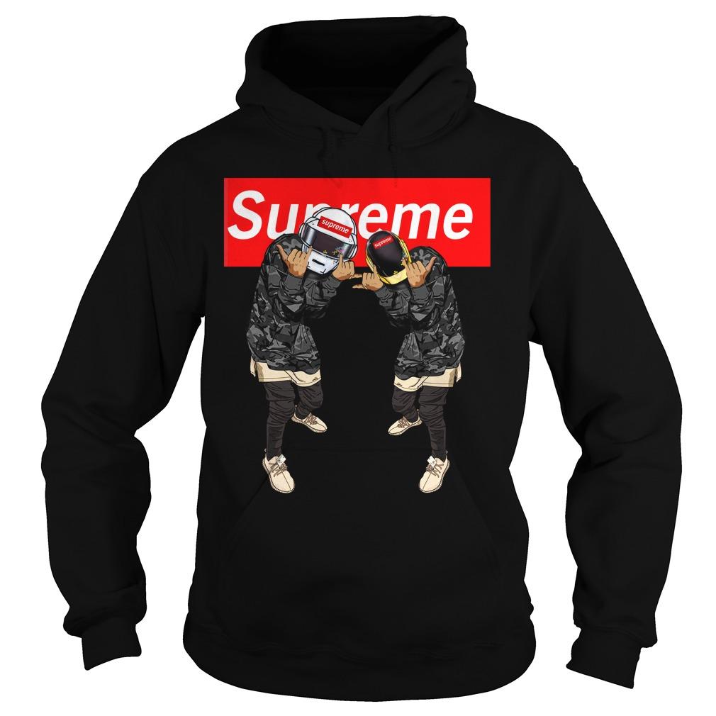 Supreme Star Wars Hip Hop Hoodie