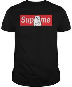 Supreme X Ripndip Guys Tee