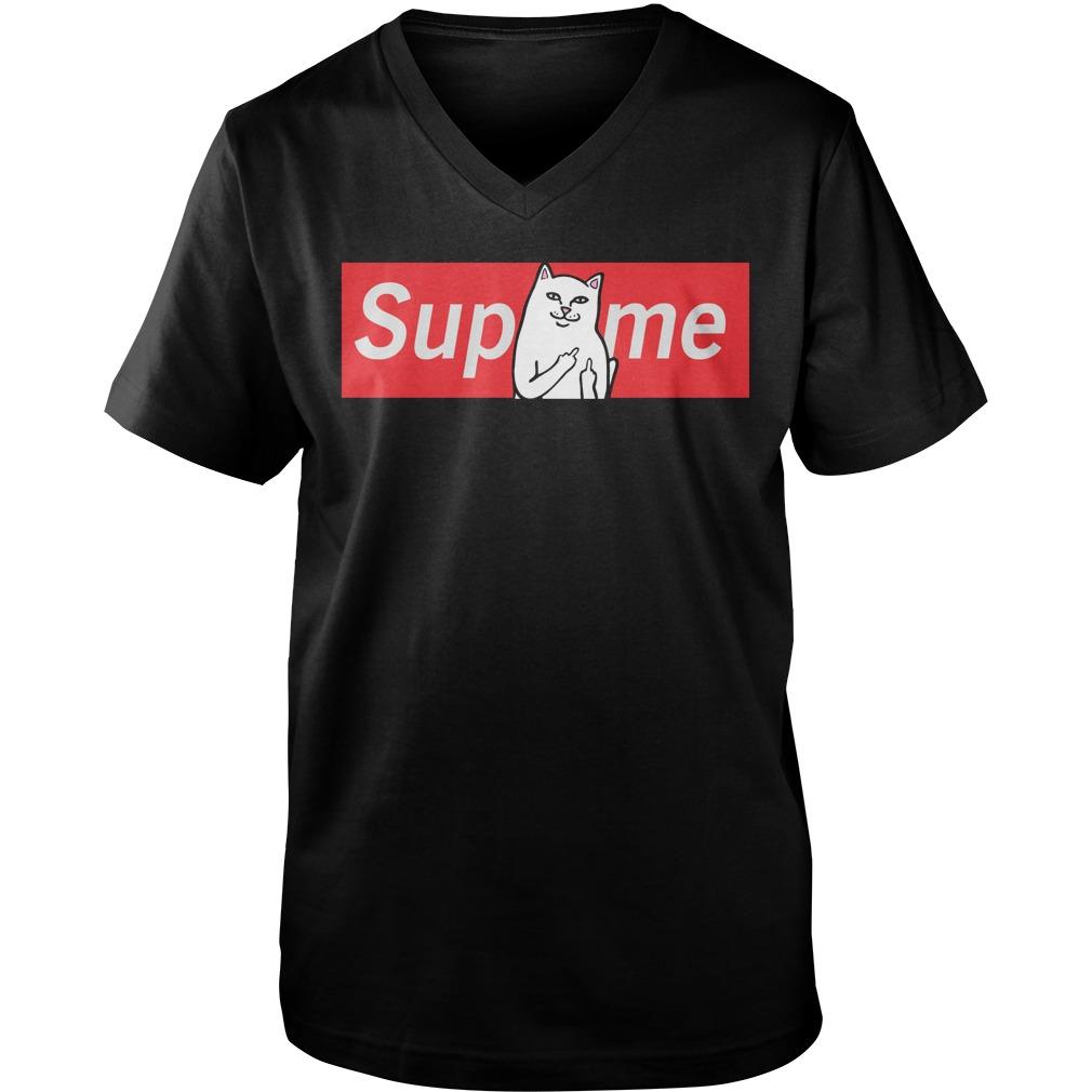 Supreme X Ripndip Guys V Neck