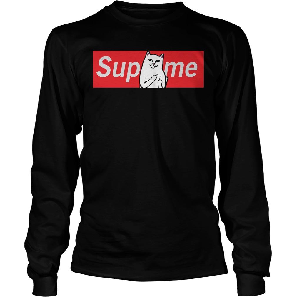 Supreme X Ripndip Longsleeve
