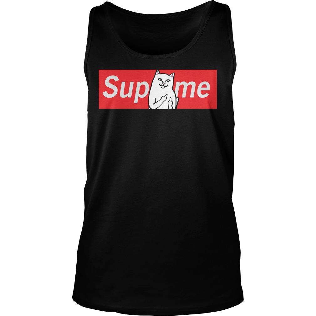 Supreme X Ripndip Tank Top