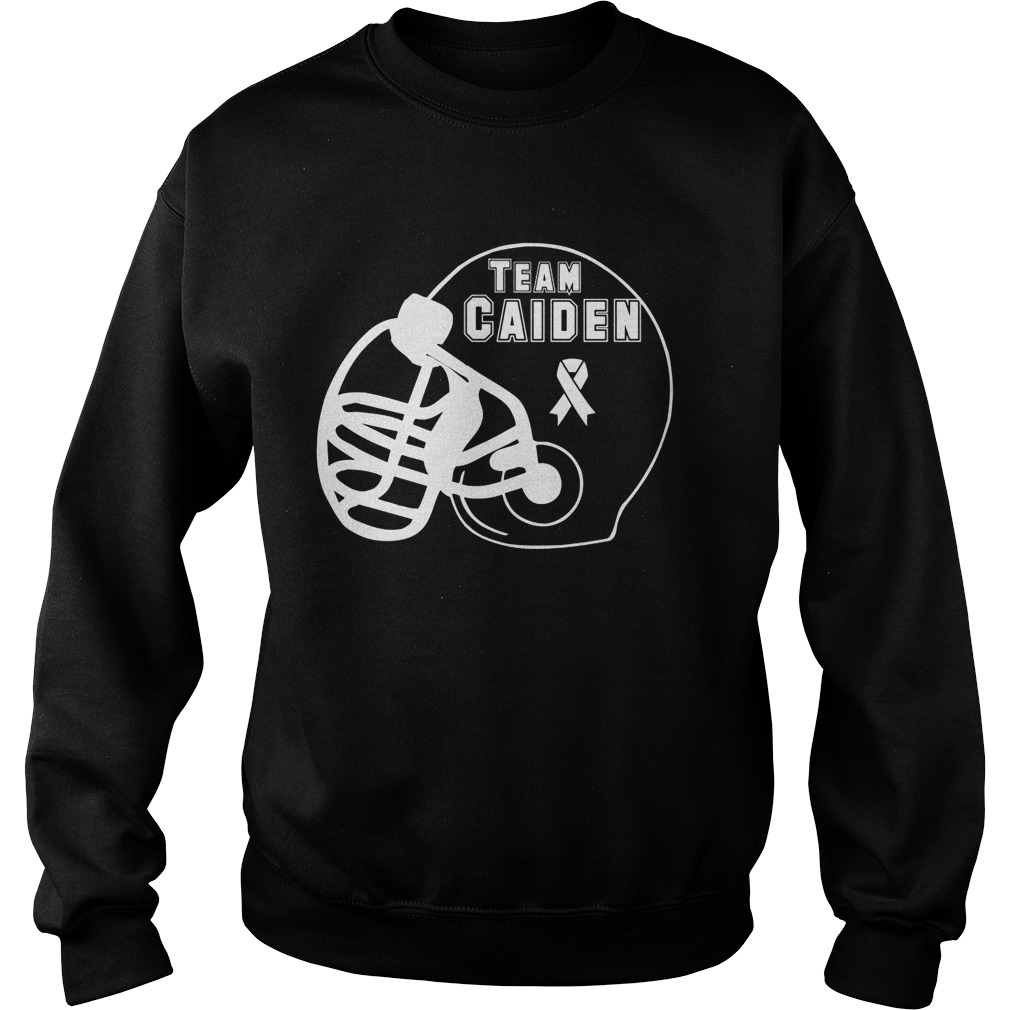 Team Caiden Sweatshirt