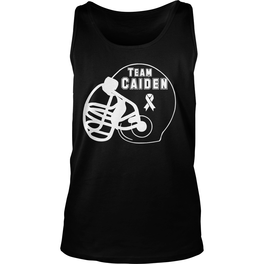 Team Caiden Tank Top