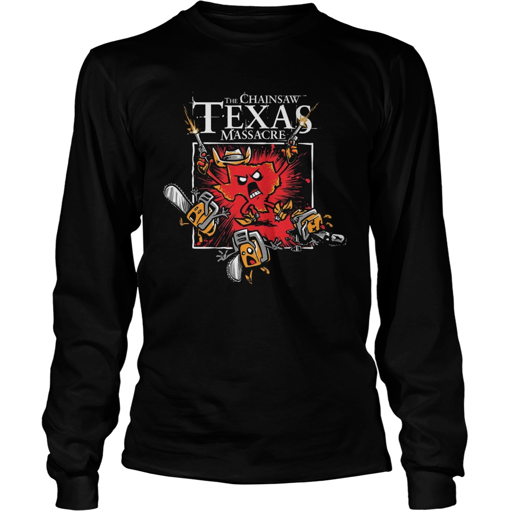 The Chainsaw Texas Massacre Longsleeve