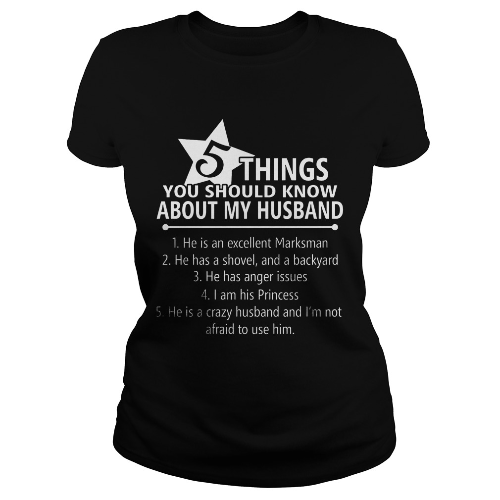 5 Things Know Husband Ladiestee