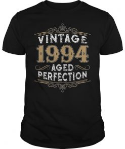 Vintage Legends Born In 1994 Shirt