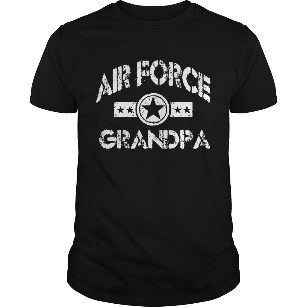 Air Force Grandpa Shirt