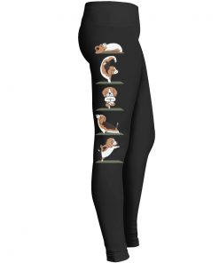 Beagle Yoga Leggings